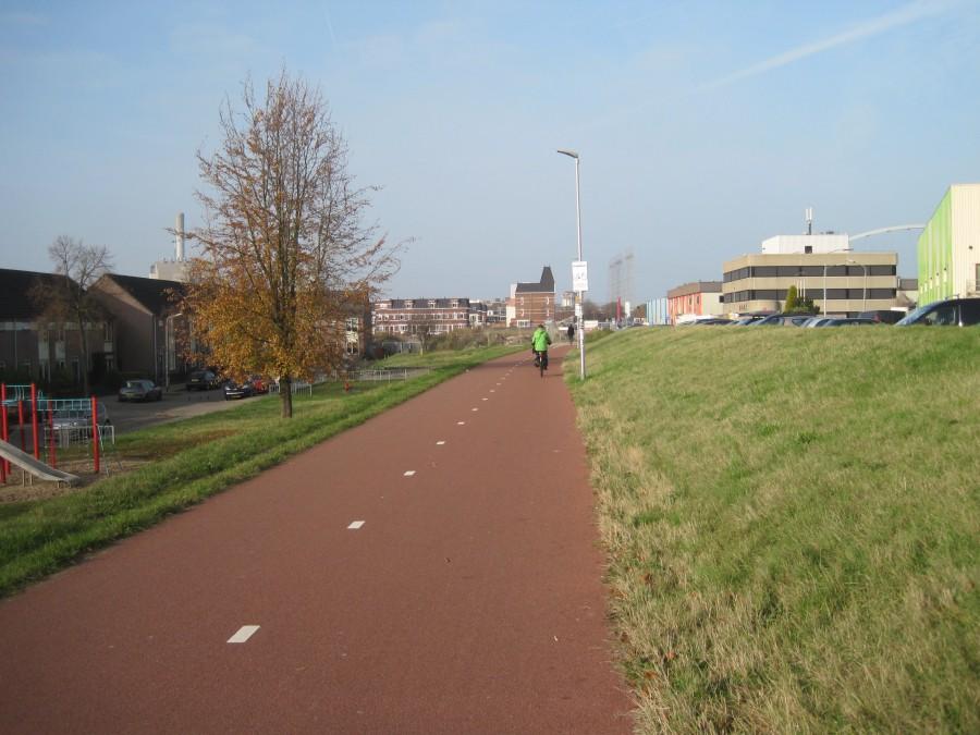 Groeten uit Nijmegen Oost/West