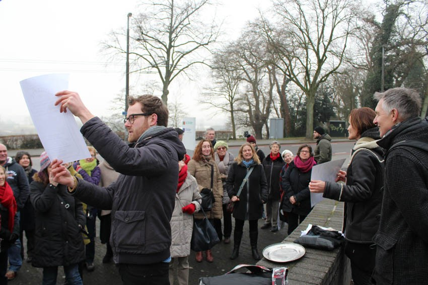 Geschiedenis en bewonersverhalen: een 'must' in wijkontwikkeling