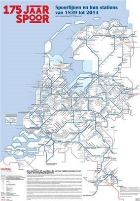 Honderd75jaar spoor als kansenkaart voor Oost-Nederland?