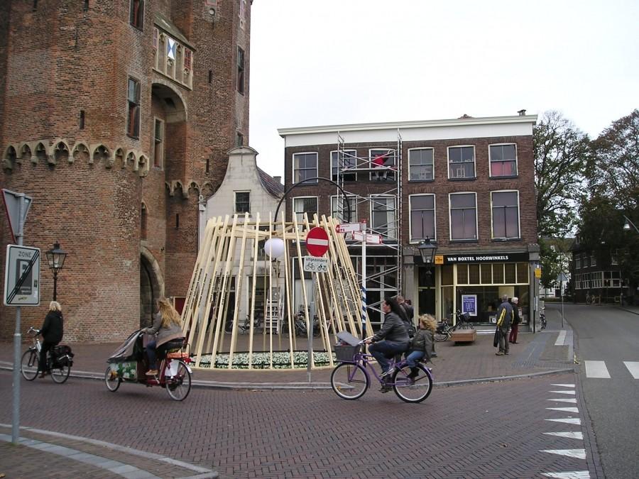 Lokaal ondernemerschap: Basis voor ruimtelijke inrichting?