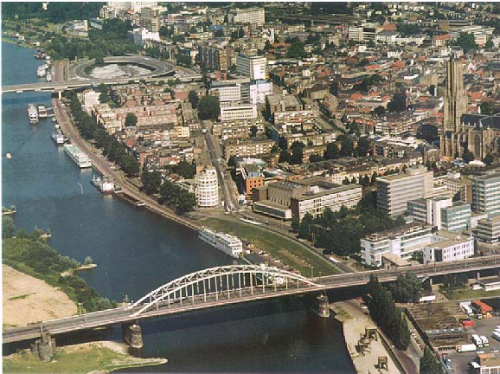 GSRO bijeenkomst Arnhem - Kernwinkelapparaat