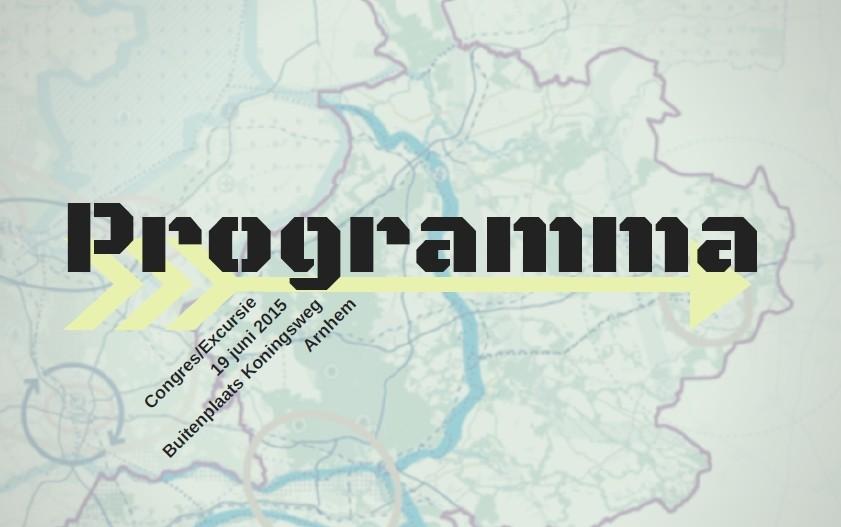 Programma congres Oostwaarts!